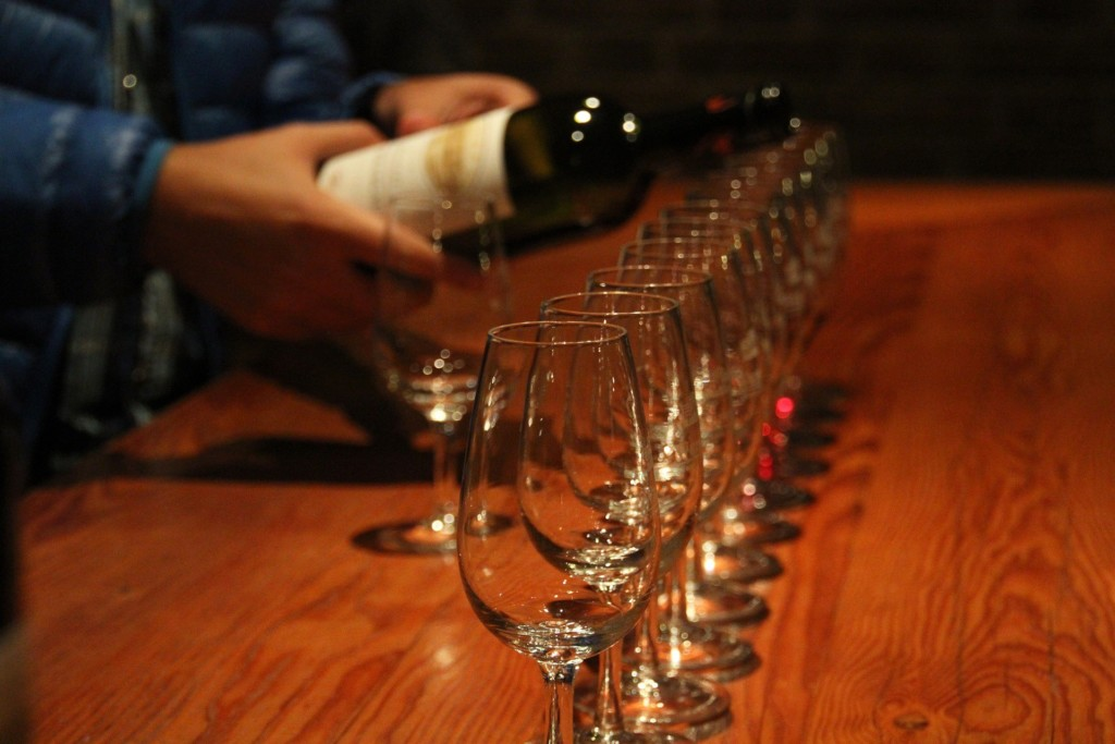 вино дегустация