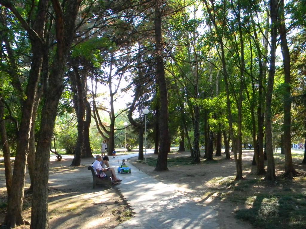 park lazarevskoye