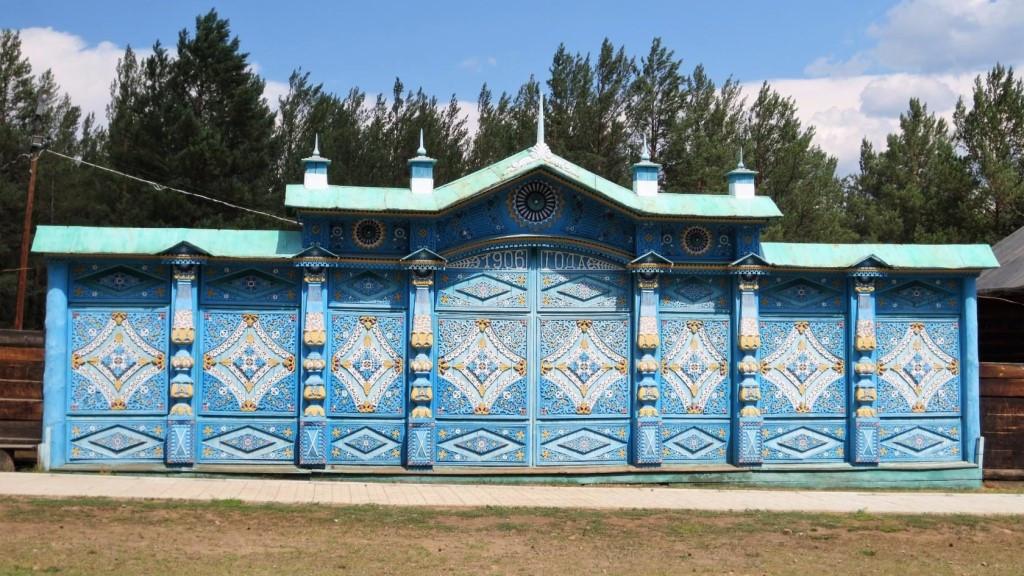 этнографический музей забайкалья