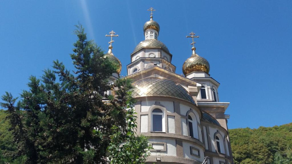 Храм княгини Ольги