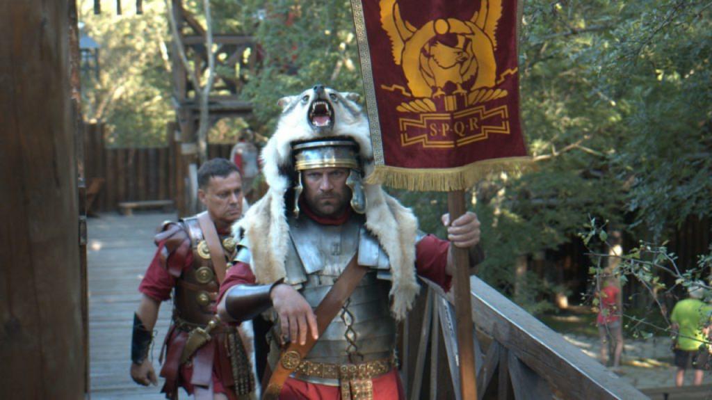 Шоу – парк « Римская империя»