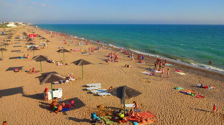 Западный Крым – климатический и бальнеологический курорт