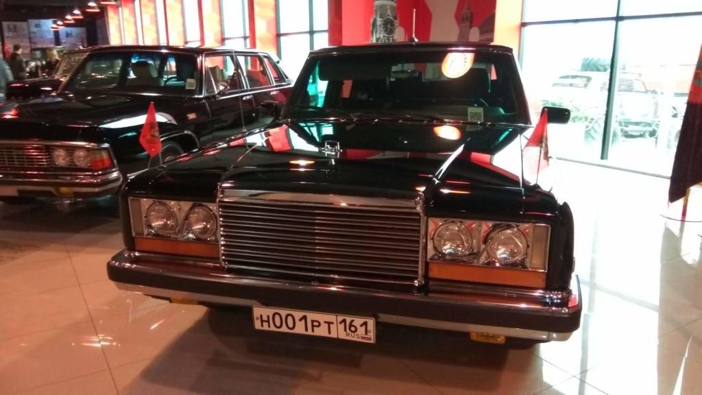 Правительственный авто
