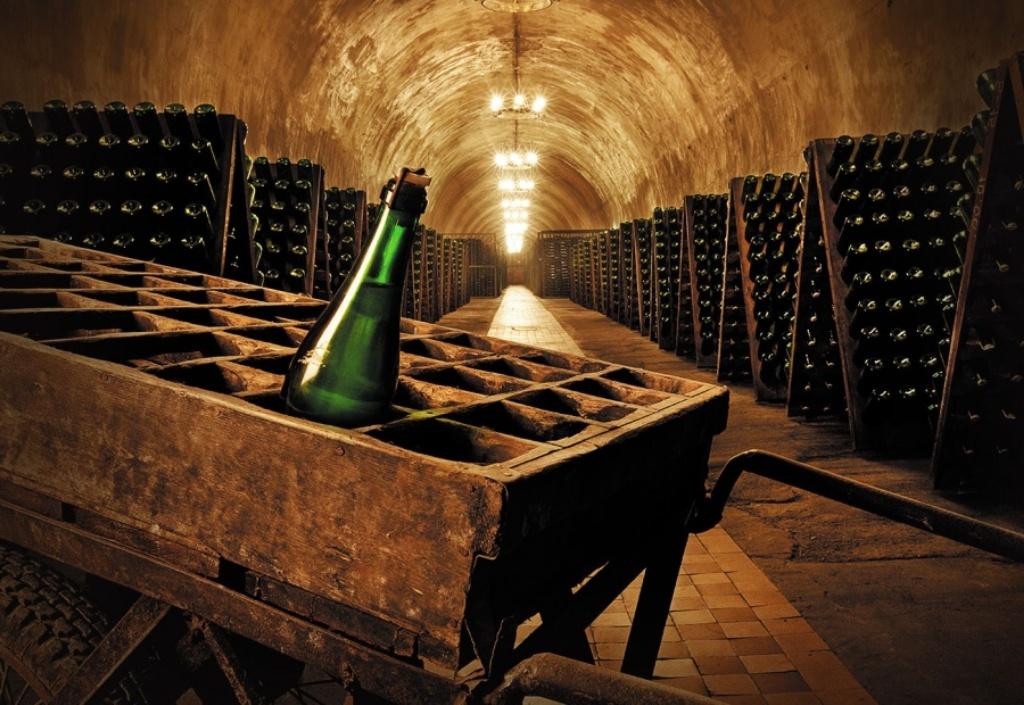 Дегустируем вино