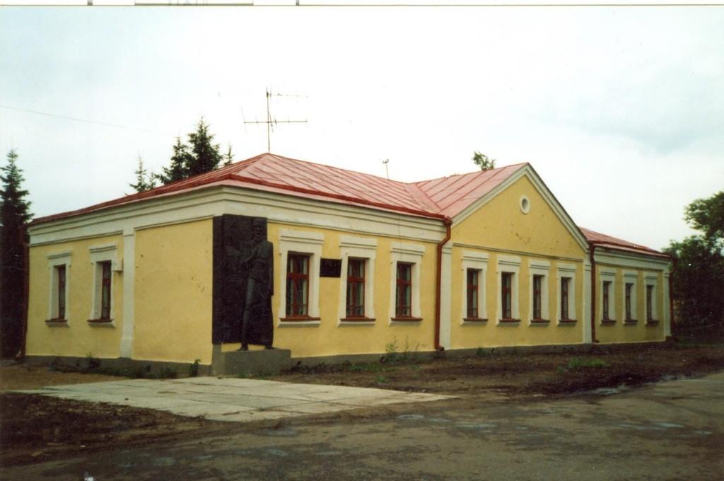 Омский музей Достоевского