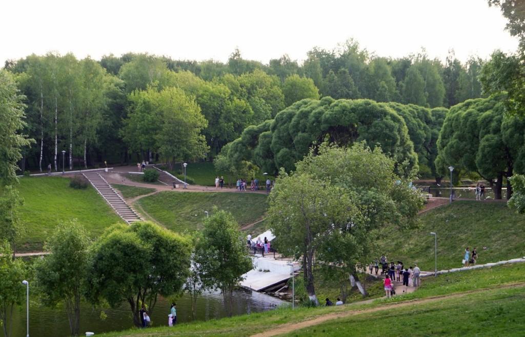 парк кирова сывтывкар