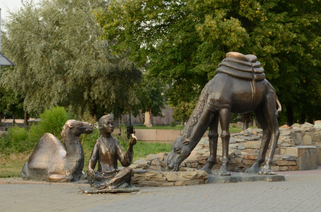 погонщик верблюдов челябинск
