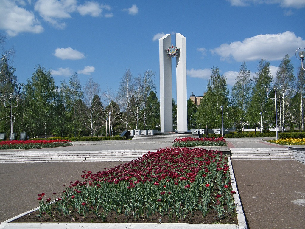 нижнекамск площадь