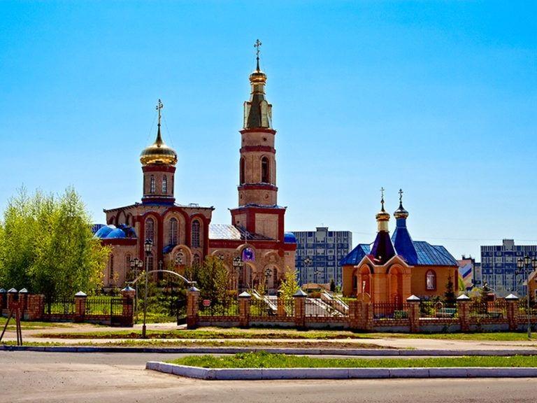 нижнекамск церковь