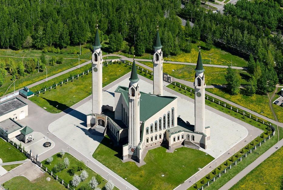 нижнекамск мечеть