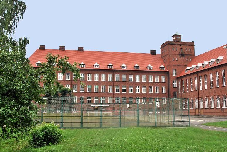 Здание Бургшколы