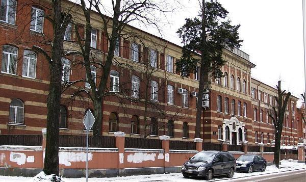 """Здание общежития для малоимущих студентов """"Резаниум"""""""