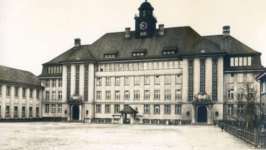 Здание народной школы для мальчиков Краус-шуле