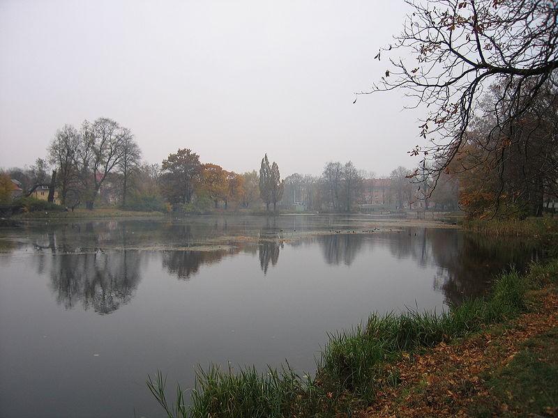 озеро близнецы